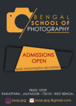 Bengal School of Photography: Photography Institute in West Bengal, North Bengal, Siliguri, Jalpaiguri