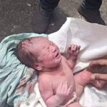 Baby found in south colony siliguri